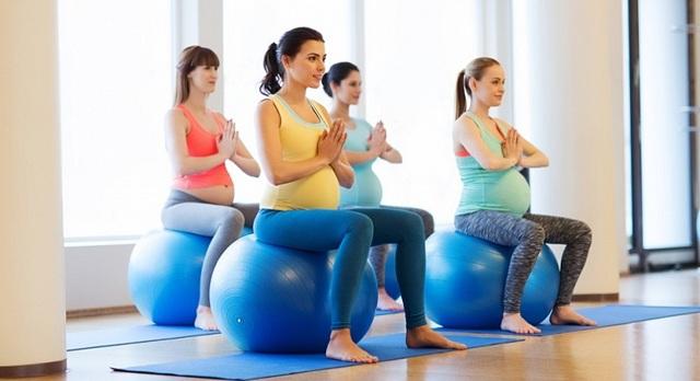Entraînement enceinte – Exercices pendant la grossesse