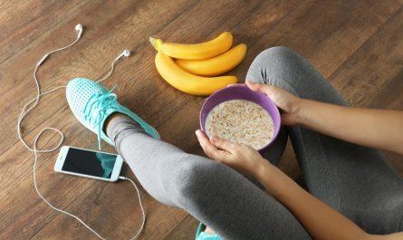 dieta y entrenamiento